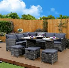 garage fabulous rattan corner sofa garden furniture 13 impressive four seasons outdoor lucca modular by 4