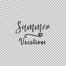 夏の休暇透明な背景 ストックベクター Marryicon 188806426