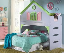 House Bunk Bed Doll House Loft Bed Discovery World Furniture Castle Bed For Girls