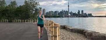 Toronto Waterfront Marathon Elevation Chart Toronto Waterfront Marathon T 4 Days Photo Girl Runs
