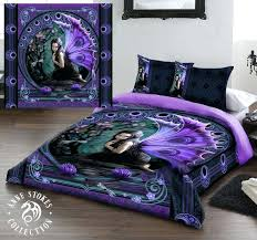 gothic bedding sets stokes naiad fairy duvet set us queen size gothic comforter sets king gothic gothic bedding sets