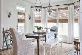 Dining Room Blinds Gorgeous Stylish Budget Window Treatments Dining Room Pinterest Room