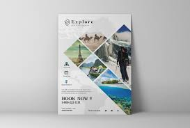 Advertising Beach Booking Holiday Holiday Flyer Holiday Tour
