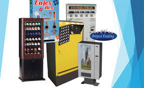 Customized Vending Machines
