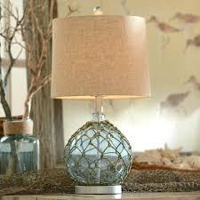coastal lamp shades drum lampshade and lamps with wall decals table coastal lamp shades