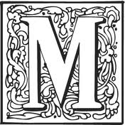 Small Picture Letter M coloring pages Free Coloring Pages