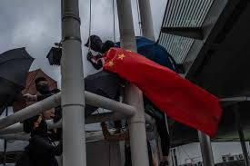 Running Red Light Hong Kong Retake Hong Kong A Movement A Slogan And An Identity