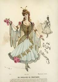 Do You Want To Attend Our Halloween Tea, But Are Afraid Youu0027ll Have Nothing  To Wear? Do You Look At Amazingly Detailed Pictures Of 19th Century Couture  ...