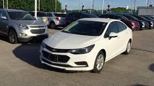 2016 Chevrolet Cruze 4dr Sdn Summit White LT Roy Nichols Motors ...