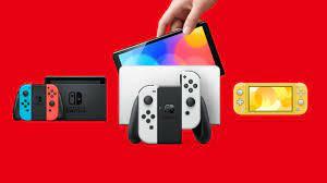 Nintendo Switch OLED Model Vs. Standard ...
