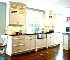 shaker glass cabinet doors shaker glass cabinet doors white kitchen cabinets with glass fronts love the