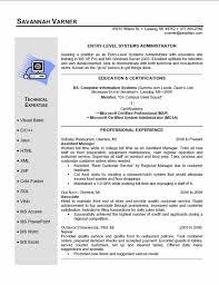 Entry Level Rn Resume Musiccityspiritsandcocktail Com