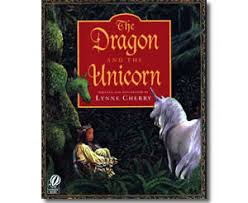 the dragon and the unicorn arbor day books for kids