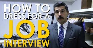 How To Dress For A Video Interview How To Dress For A Job Interview Video Man Stuff