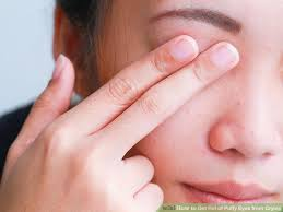 image led get rid of puffy eyes from crying step 4