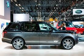 2018 land rover price. wonderful land 2018rangeroversvautobiographyautoshowsideview on 2018 land rover price