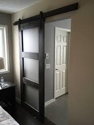 barn doors sliding
