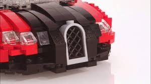 The grille and the (british) number plates are custom decals. Bugatti Veyron In Lego Youtube