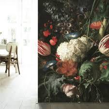 Kek Amsterdam Bloemen Behang Living And Co