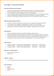 Strengths For A Resume Fantastic Key Strengths Resume Photos Example Resume Ideas 40