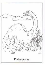 42 Disegni Di Dinosauri Da Colorare Linea Bes Dinosauri Disegni