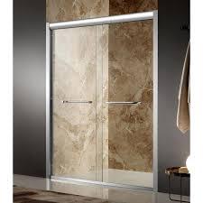 framed sliding shower doors. Framed Sliding Shower Door In Polished Chrome Doors