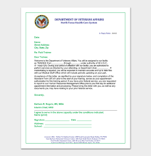 Appointment Letters Custom Trainee Appointment Letter 48 Sample Letters Formats