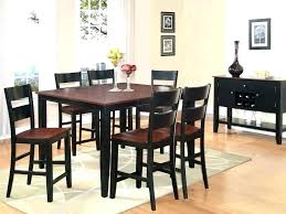 pub high dining tables pub height dining table pub style dining sets image of pub height dining set interest round high pub dining table set