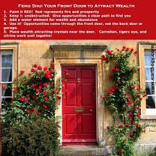 Charming Red Front Door Feng Shui 48 With Additional Simple Design Decor  with Red Front Door Feng Shui