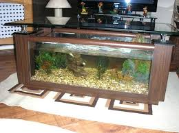 wood fish tank coffee table image and description wooden cabinet