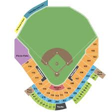 Buffalo Bisons Field Seating Chart Coca Cola Park Tickets And Coca Cola Park Seating Chart