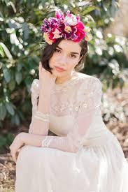 ヘッドドレスがかわいいショートのweddingヘアスタイル Marryマリー