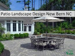 Patio Landscape Design Pictures Patio Landscape Design New Bern Nc By Elks Lawn Care