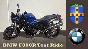 BMW 5 Series bmw f800r mpg : BMW F800R Test Ride and Review - YouTube