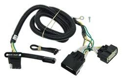 recommended trailer hitch and wiring harness for a 2015 ford curt t connector vehicle wiring harness 4 pole flat trailer connector