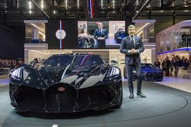 To celebrate its 110th anniversary, buggati is making a new car: Bugatti Marks 110th Anniversary With 19m Hypercar The Detroit Bureau