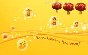 Cute Chinese New Year Wallpaper for ...