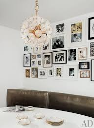 ... How To Decorate Your Stunning Rooms By Arranging Photos On Wall :  Extraordinary Dining Room Decoration ...