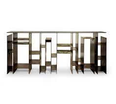 edgy furniture. Interesting Furniture The Incredible Beijingu0027s Skyline Inspired Brabbuu0027s Designers To Create The  Kyan Console A Strong And Edgy Furniture Piece Featuring Top In Bronze Glass  And Edgy Furniture