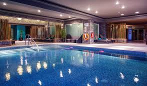 indoor pool lighting. Indoor Pool In Malta - The 5 Star Palace Hotel Sliema Lighting