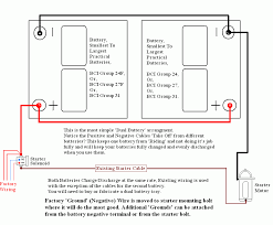 dual battery wiring diagram dual wiring diagrams online dual battery isolated batteries winch welding jeepforum com