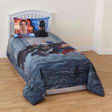 Cool Batman Bedding For Boy Bedding Idea: DC Comics Superman Vs Batman  Bedding For Boy
