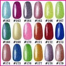 Yaoshun Professional Gel Polish Nail Art Uv Gel Colour Soak Off ...