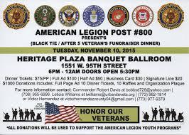 Chicago Communicator News Media American Legion Post 800 Black