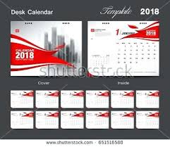table calendar template free download set desk calendar template design red cover of months week 2015