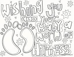 Small Picture Congratulations Baby Coloring Page Baby Pictures Pinterest