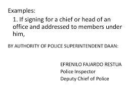 Police Reports Examples Police Report Writing