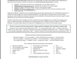 Technical Writer Resume Samples Sample Technical Writer Resume Writer Resume Examples Technical
