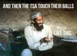 osama bin laden not my tribe a smiling osama bin laden ridiculing americans