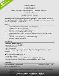 How To Write An Internship Resume College Internship Resume Example Unique Internship Resume